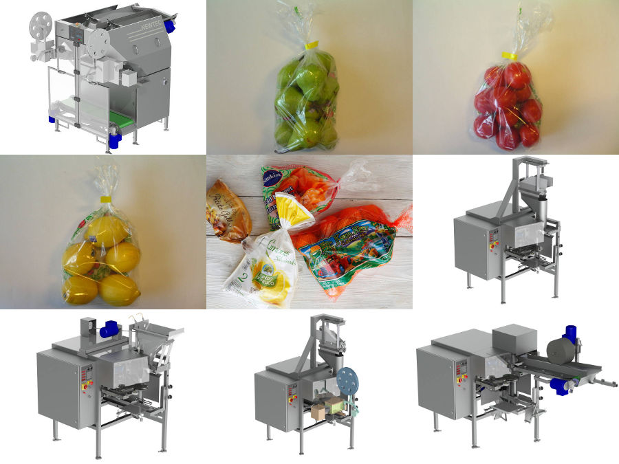 Newtec Packaging machines