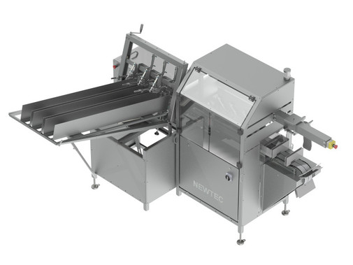 NBM Series for punnets and trays